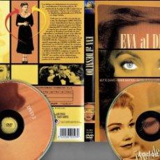 Cine: DVD EVA AL DESNUDO POR BETTE DAVIS NUEVA CINEMA RESERVE DOS DISCOS. Lote 186393637