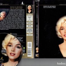 Cine: DVD,MARILYN MONROE SUS ULTIMOS DIAS, COLECCION MARILYN MONROE. Lote 186394170