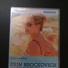 Cine: DVD - ERIN BROCKOVICH. Lote 186394537