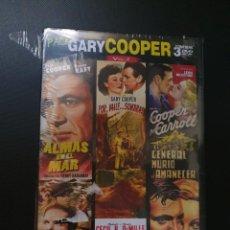 Cine: DVD - PACK GARY COOPER - 3 PELÍCULAS. Lote 186394960