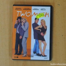 Cine: TWO MUCH - DVD. Lote 186444217