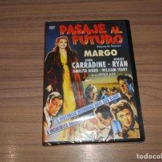 Cine: PASAJE AL FUTURO DVD JOHN CARRADINE ROBERT RYAN MARGO NUEVA PRECINTADA. Lote 186755435