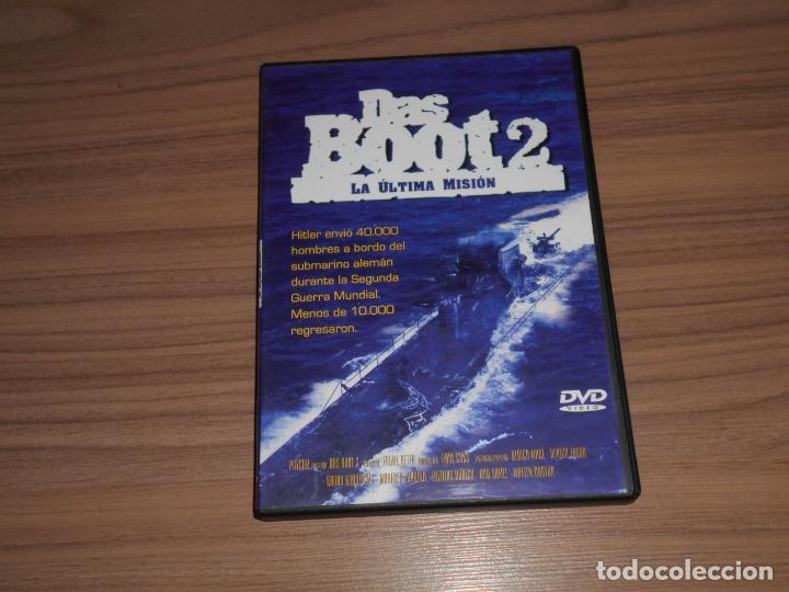 DAS BOOT 2 LA ULTIMA MISION DVD COMO NUEVA (Cine - Películas - DVD)