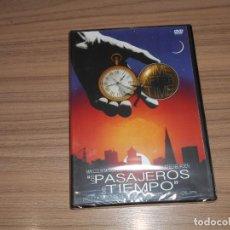Cine: LOS PASAJEROS DEL TIEMPO DVD MALCOLM MCDOWELL NUEVA PRECINTADA. Lote 186824456