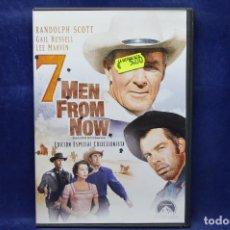 Cine: 7 MEN FRON NOW - DVD . Lote 187098325