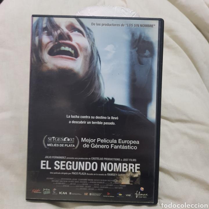 (S255) EL SEGUNDO NOMBRE - DVD SEGUNDAMANO (Cine - Películas - DVD)