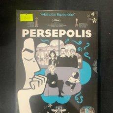 Cine: PERSEPOLIS ( DVD SEGUNDA MANO ). Lote 187310850