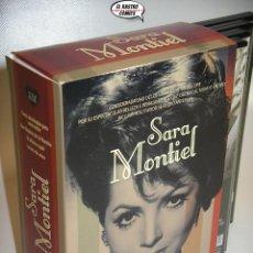 Cine: SARA MONTIEL PACK LOCURA DE AMOR DON QUIJOTE D MANCHA CINCO ALMOHADAS PARA UNA NOCHE EL ÚLTIMO CUPLÉ. Lote 187398677