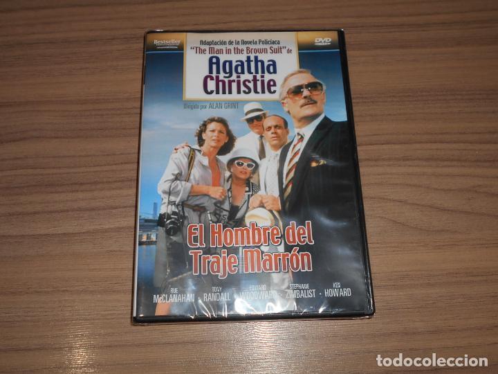 EL HOMBRE DEL TRAJE MARRON DVD NUEVA PRECINTADA (Cine - Películas - DVD)