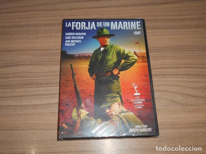 LA FORJA DE UN MARINE DVD NUEVA PRECINTADA (Cine - Películas - DVD)
