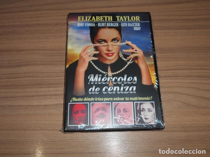 MIERCOLES DE CENIZA DVD ELIZABETH TAYLOR HENRY FONDA NUEVA PRECINTADA (Cine - Películas - DVD)