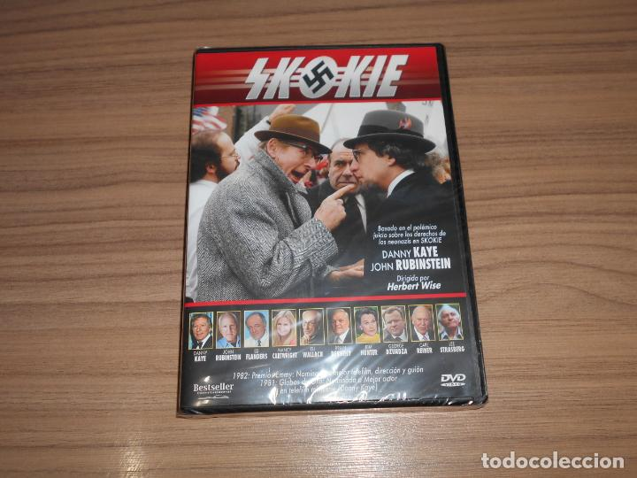 SKOKIE DVD NAZIS NUEVA PRECINTADA (Cine - Películas - DVD)