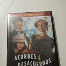 Cine: ACORDES Y DESACUERDOS DVD NUEVO. Lote 187731167