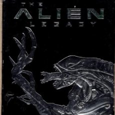 Cine: ALIEN LEGACY DVD (3.DVD - IMPECABLES) ...IDIOMA: INGLES..(NO ESPAÑOL) . Lote 187946443