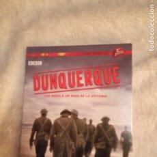Cine: DVD DUNKERKE II GUERRA MUNDIAL BBC. Lote 188435480