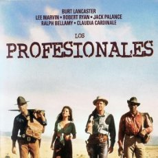 Cine: LOS PROFESIONALES BURT LANCASTER . Lote 188453612