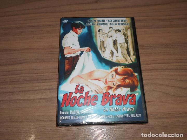 LA NOCHE BRAVA DVD NUEVA PRECINTADA (Cine - Películas - DVD)