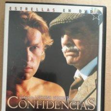 Cine: DVD CONFIDENCIAS. Lote 293906918