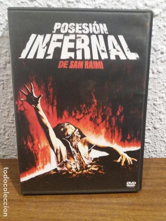 DVD POSESION INFERNAL (Cine - Películas - DVD)