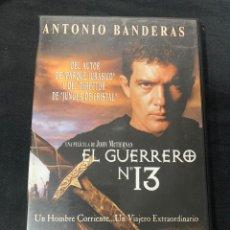 Cine: (S271) EL GUERRERO N13 ( DVD SEGUNDA MANO ). Lote 188627216