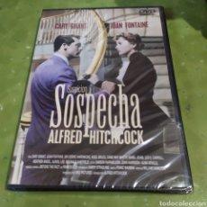 Cinema: (B78) SOSPECHA (DVD PRECINTADO). Lote 188627918