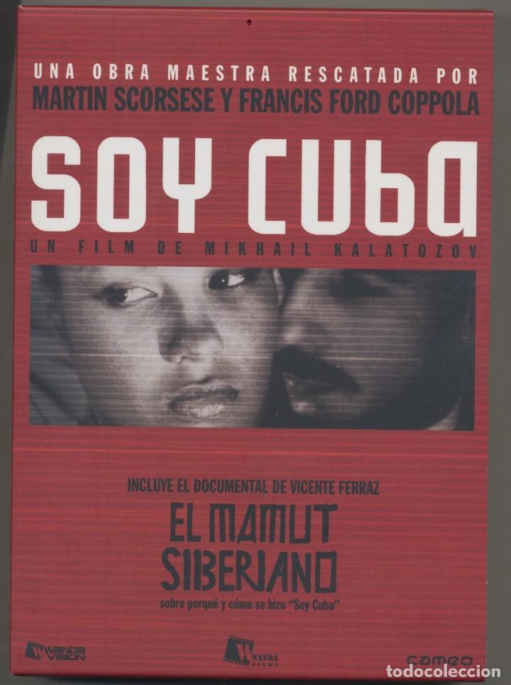 SOY CUBA DVD + EL MAMUT SIBERIANO DVD- UN PACK QUE NINGUN CINÉFILO DEBERIA PERDERSE. (Cine - Películas - DVD)