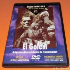 Cine: DVD EL GOLEM - MISTERIOS DEL PASADO PERFECTO ESTADO!!!. Lote 188713401