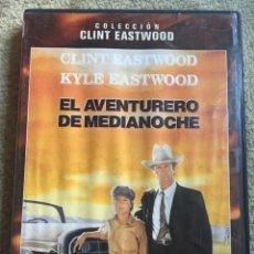 Cine: EL AVENTURERO DE MEDIANOCHE DVD CON CLINT EASTWOOD. Lote 188762537