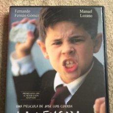 Cinema: LA LENGUA DE LAS MARIPOSAS DVD DE JOSÉ LUIS CUERDA CON FERNANDO FERNÁN GÓMEZ. Lote 188763182