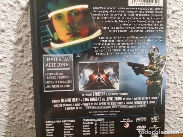 Cine: DVD GALACTICA LA PELICULA - Foto 3 - 189110653