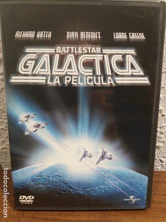DVD GALACTICA LA PELICULA (Cine - Películas - DVD)