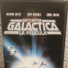 Cine: DVD GALACTICA LA PELICULA. Lote 189110653