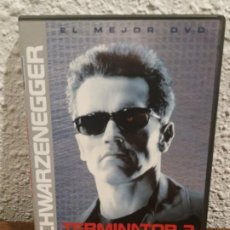 Cine: DVD TERMINATOR 2 - 2 DVD. Lote 189112375