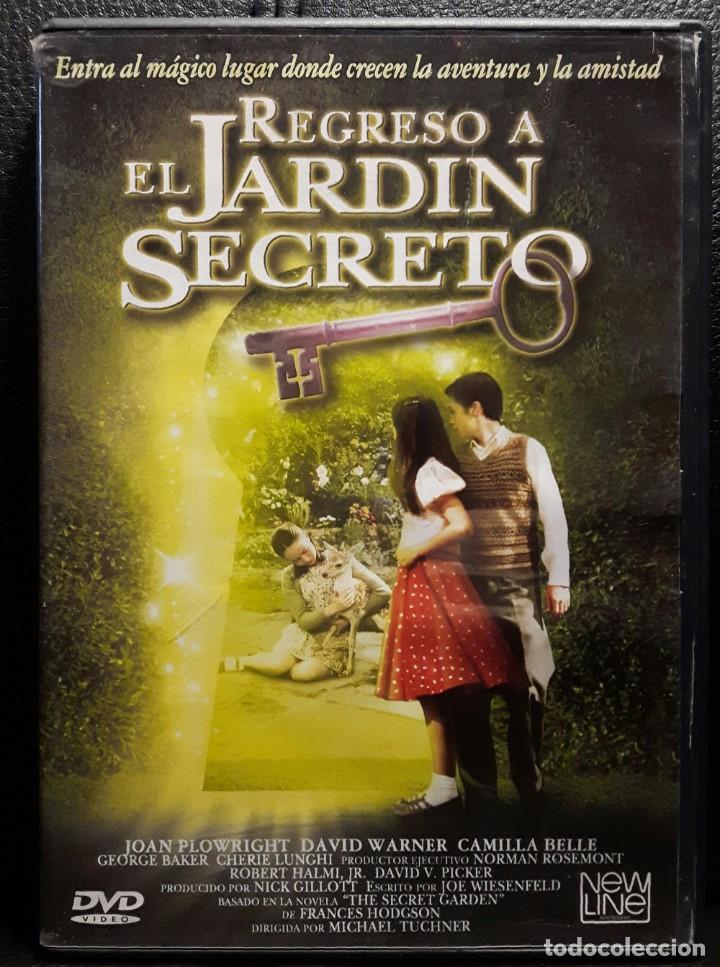 Regreso A El Jardin Secreto Dvd Original Vendido En Venta Directa 189168937