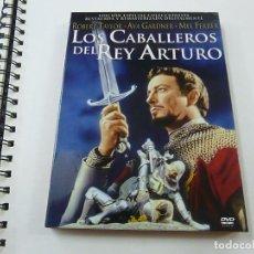 Cine: LOS CABALLEROS DEL REY ARTURO - DVD -EDICION ESPECIAL-ROBERT TAYLOR -N. Lote 189273250
