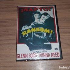 Cine: RAPTO DVD DONNA RED GLENN FORD NUEVA PRECINTADA. Lote 189284483