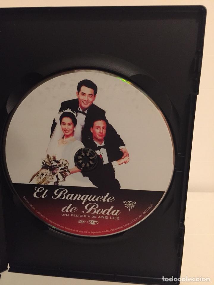 Cine: EL BANQUETE DE BODA /UNA PELÍCULA DE ANG LEE/1993 DVD - Foto 2 - 189285780