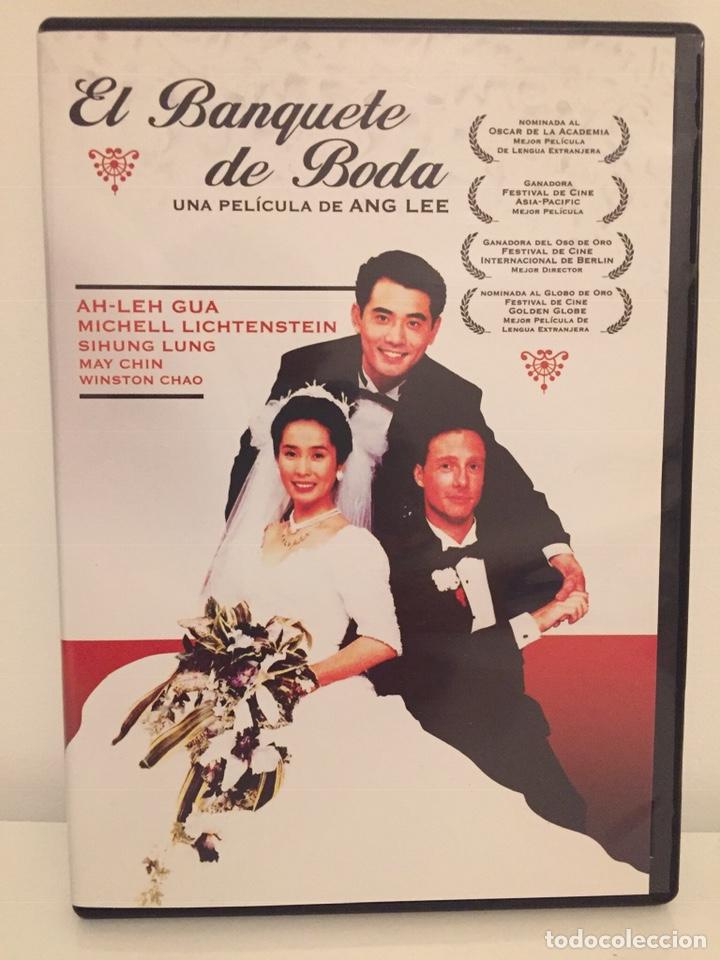 EL BANQUETE DE BODA /UNA PELÍCULA DE ANG LEE/1993 DVD (Cine - Películas - DVD)