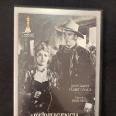 Cinéma: (S289) LA DILIGENCIA ( DVD SEGUNDO NUEVO ). Lote 189318158