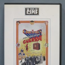 Cine: DVD. CANCIONES PARA DESPUÉS DE UNA GUERRA. Lote 189377875