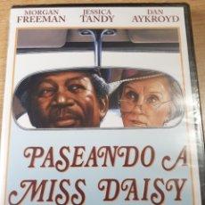 Cine: PASEANDO A MISS DAISY MORGAN FREEMAN JESSICA TANDY DAN AYKROYD OSCAR PRECINTADA 54. Lote 189378537