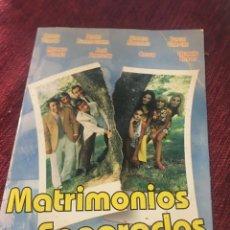 Cine: DVD MATRIMONIOS SEPARADOS - ANTONIO OZORES. Lote 189410477