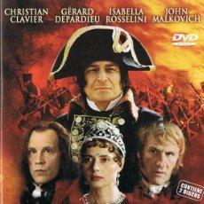 Cine: NAPOLEON GÉRARD DEPARDIEU (2 DVD). Lote 189469655