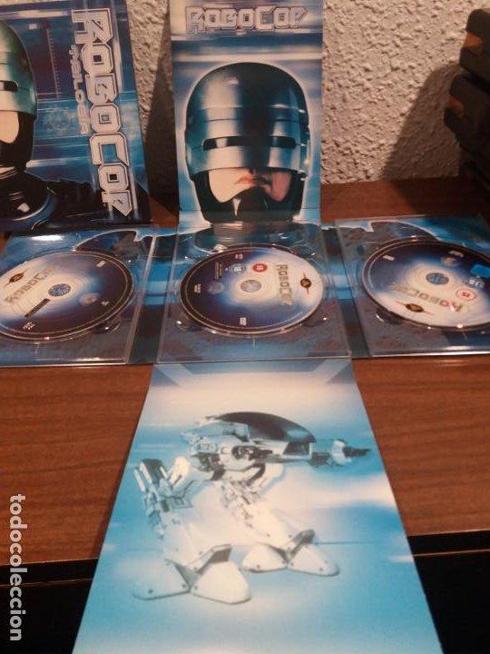Cine: DVD TRILOGIA ROBOCOP - Foto 9 - 189514201