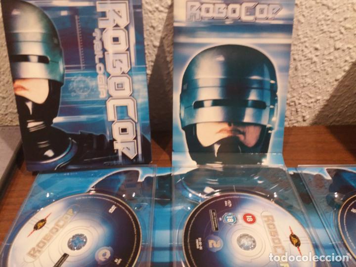 Cine: DVD TRILOGIA ROBOCOP - Foto 10 - 189514201