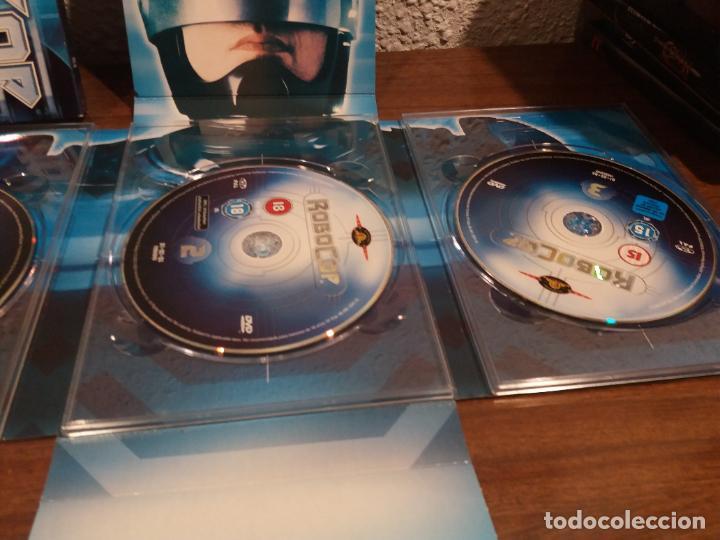 Cine: DVD TRILOGIA ROBOCOP - Foto 12 - 189514201
