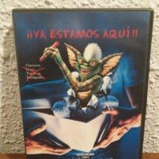 Cine: DVD GREMLINS. Lote 189515716