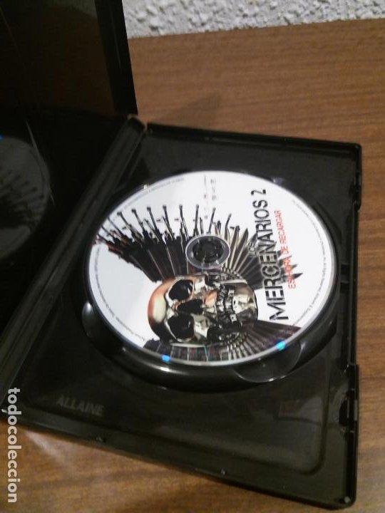 Cine: DVD LOS MERCENARIOS 2 - Foto 4 - 189516385