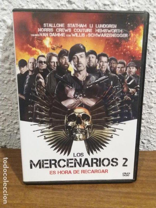 DVD LOS MERCENARIOS 2 (Cine - Películas - DVD)