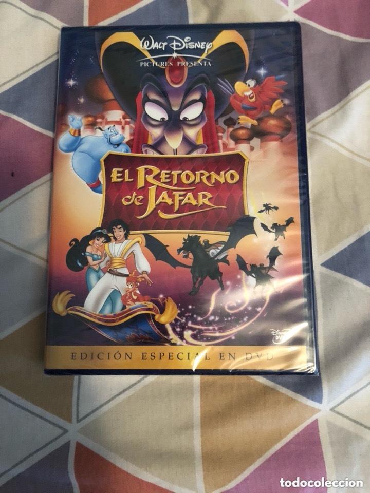 EL RETORNO DE JAFAR DVD DESCATALOGADO Y PRECINTADO (Cine - Películas - DVD)